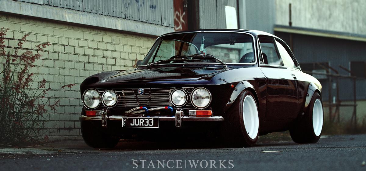 A New Modus Operandi  - Jason J's SR20-Swapped Alfa Romeo 2000 GTV