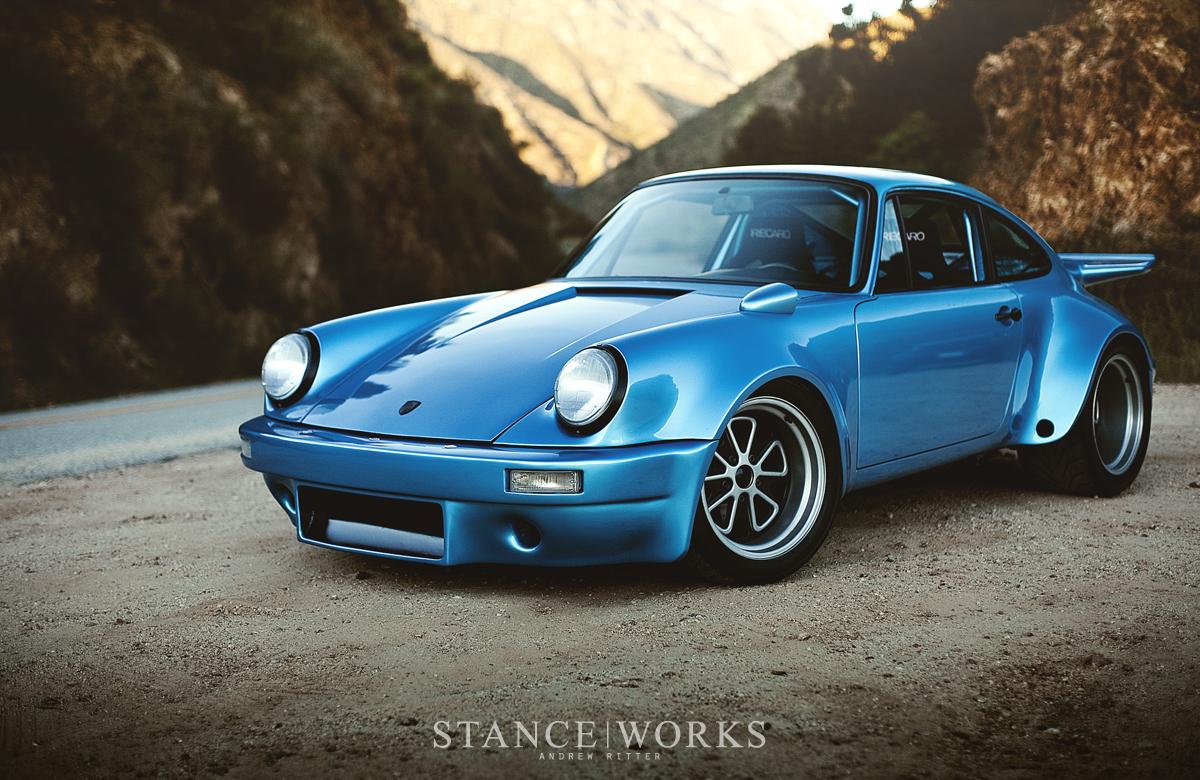 Reinventing Iroc Bisimoto S 800whp Watercooled Porsche 930