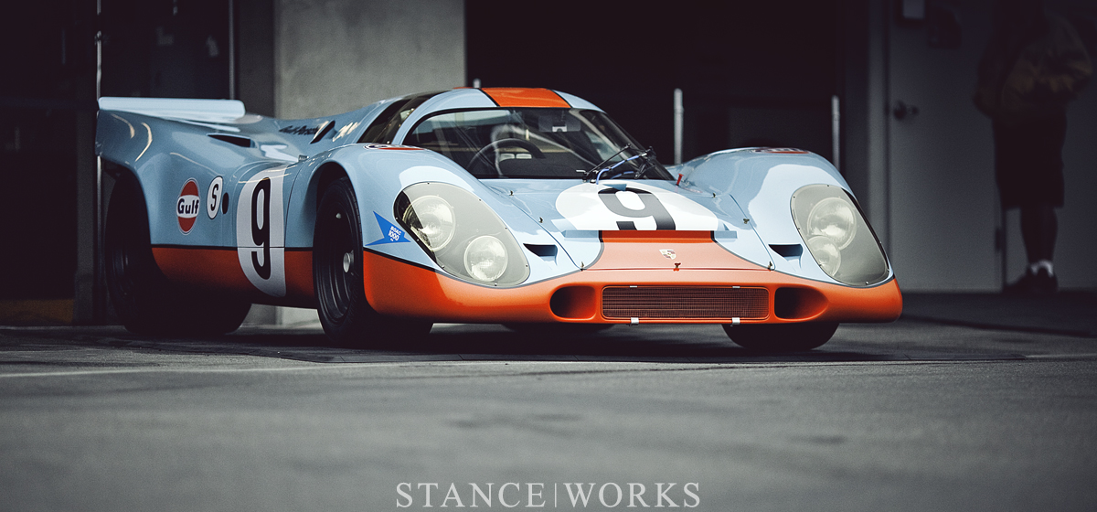Aesthetics : The Porsche 917K 004/017 - A Featherweight Beauty