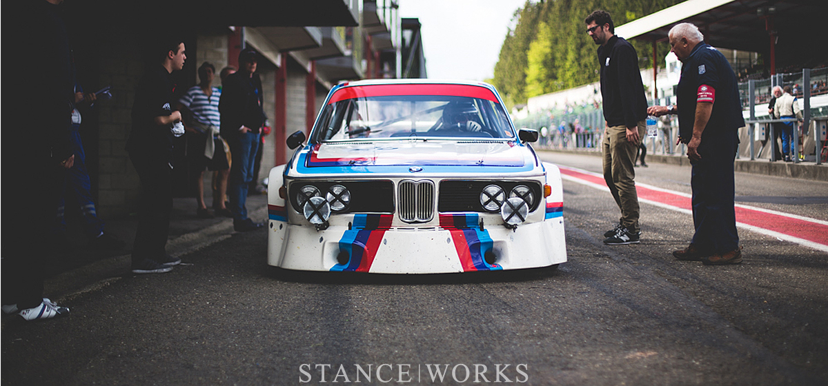 Generations - The 2015 Circuit de Spa-Francorchamps Classic