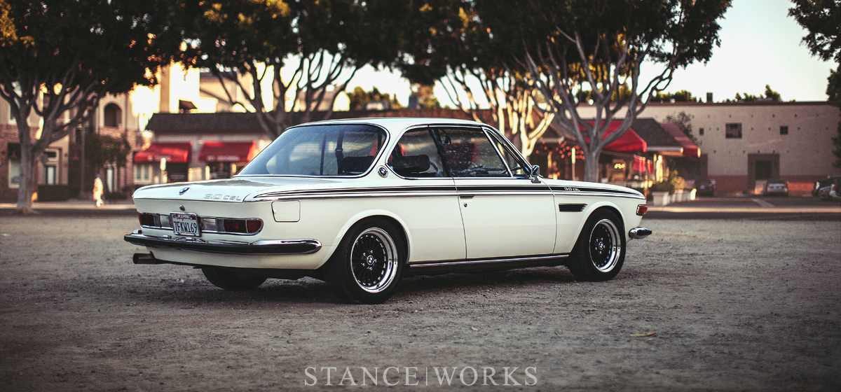 """CSL"" Inspired - Joshua Stern's S54-Powered 1973 E9 3.0CS"