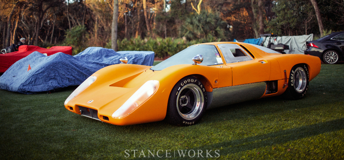 Aesthetics - The 1969 McLaren M6B/GT
