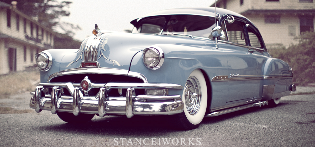 Flashback Friday - Adam Woodhams's 1951 Pontiac Chieftain Deluxe 2-Door Sedan