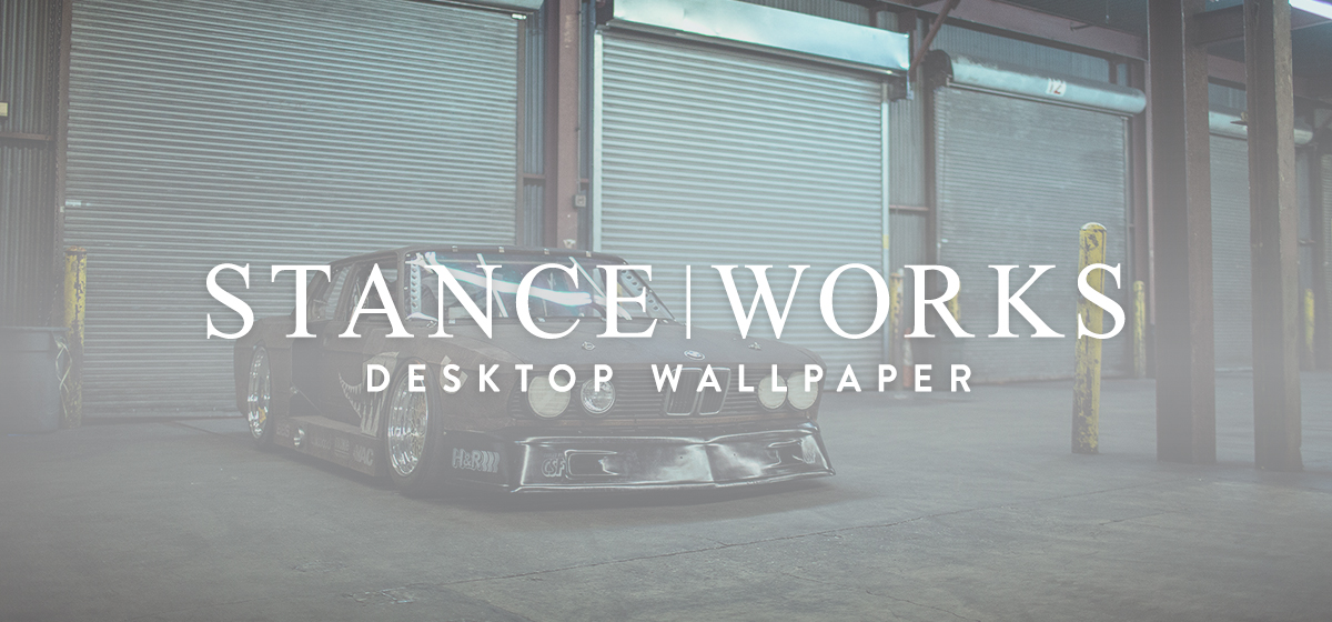 StanceWorks Wallpaper - Rusty Slammington