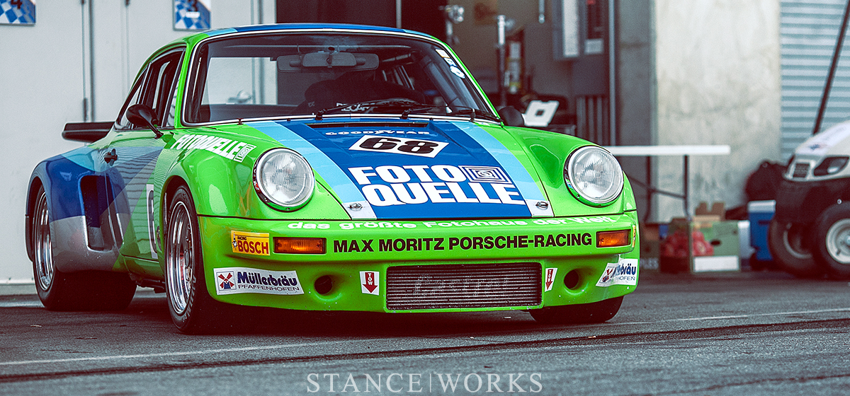 Aesthetics : Team Foto Quelle - The Max Moritz Porsche 911 Carrera RSR