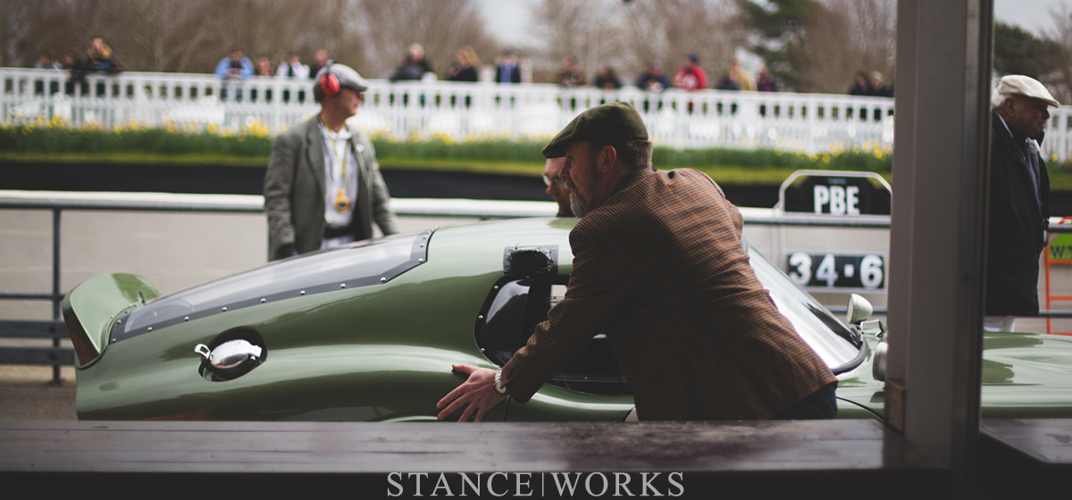 Flashback Friday: Goodwood Members' Meeting 2015