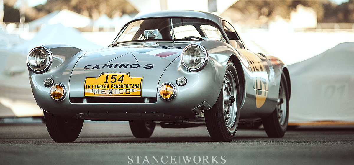 Aesthetics - The Start of Something Great - Porsche 550-001 Coupe