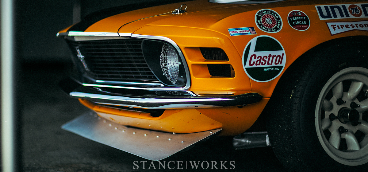 Aesthetics - The 1970 George Follmer Ford Mustang