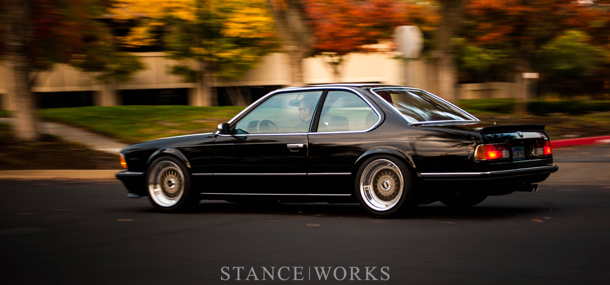 Like Son Like Father Matt Stair S 1985 M60 Powered Bmw