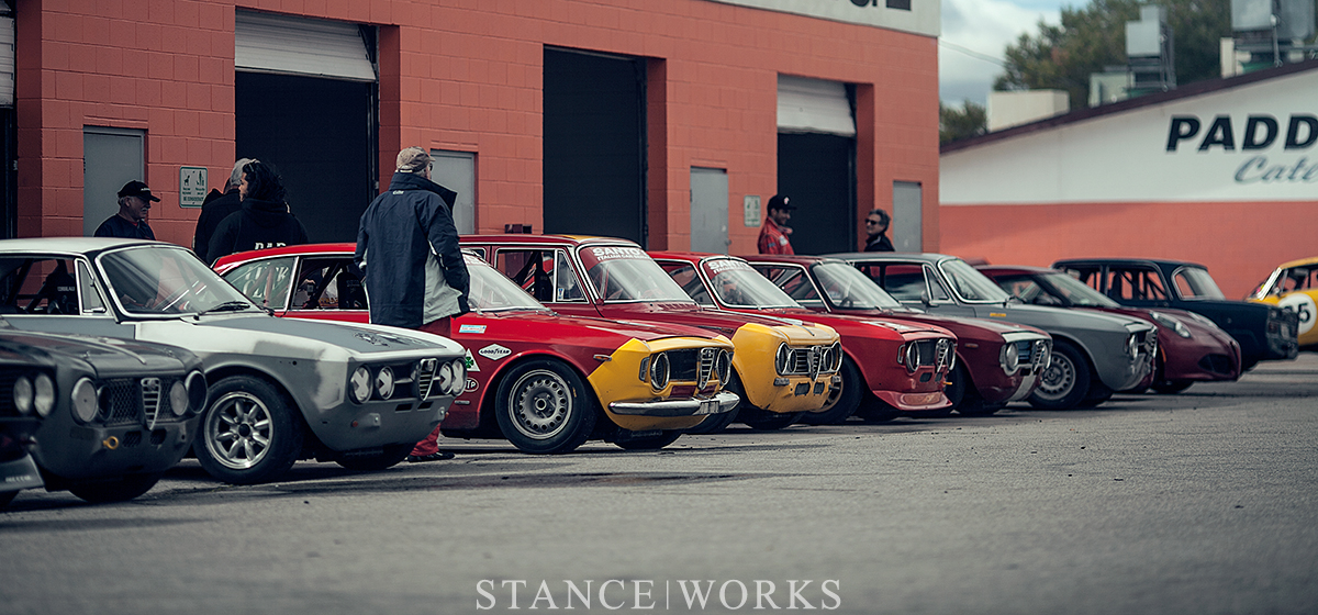 Alfa Romeo Owners of Southern California - The Alan Ward Memorial Race