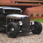 Aesthetics - Craig Metros's 1931 Ford Coupe - by Jonathan Szczupak