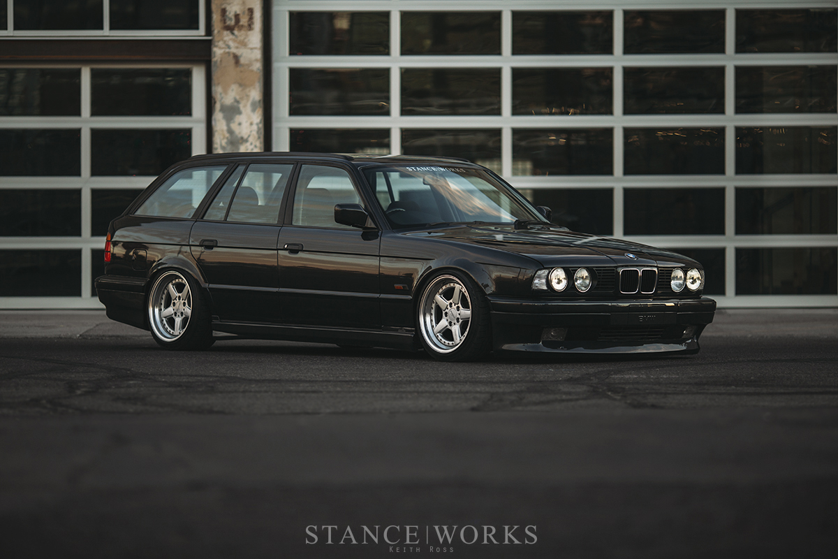 Between Tokyo And Munich My 92 Bmw 525i Touring By Keith Ross