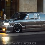 Diamond In The Back - Cesar Luna's 1990 Toyota Century Limo