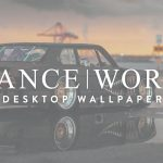 StanceWorks Wallpaper - Rusty Slammington at the LA Port