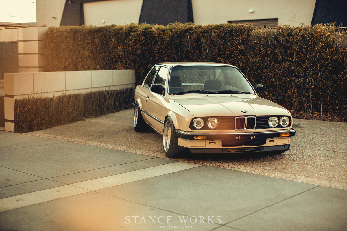 Slowest Of The Low Byron Wilcox S 1984 Bmw E30 318i