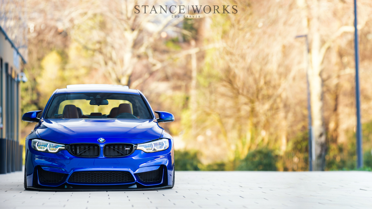 Individual Touches Frode Dale S Bmw F80 M3