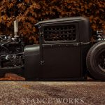 The Marauder - Kyle Hands's Turbo Diesel Ford Model A Pickup