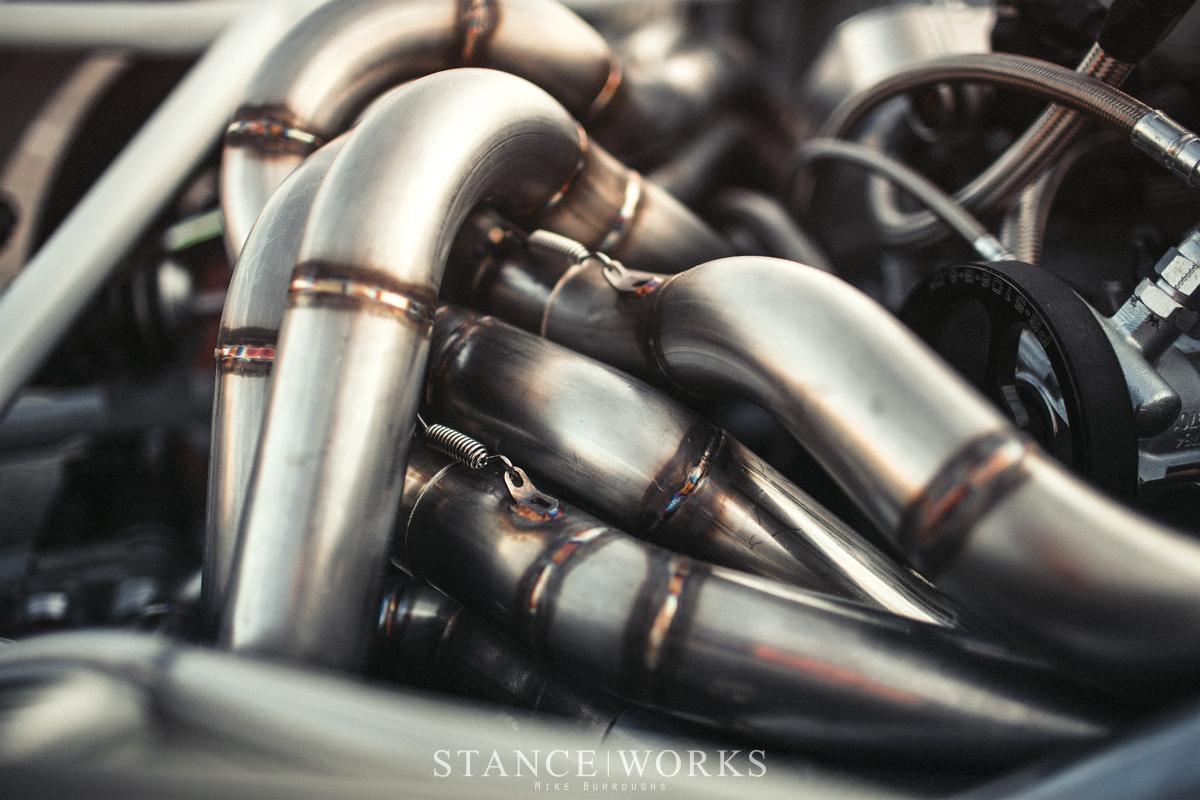 Tig Welding Vibrant Performance Stainless Steel Headers Copy