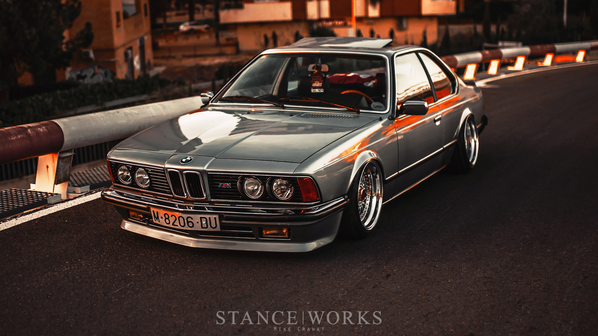 The Spanish Six Ivan Pardinas S 1979 Bmw E24 635csi