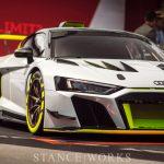 Aesthetics - The 2020 Audi R8 LMS GT2