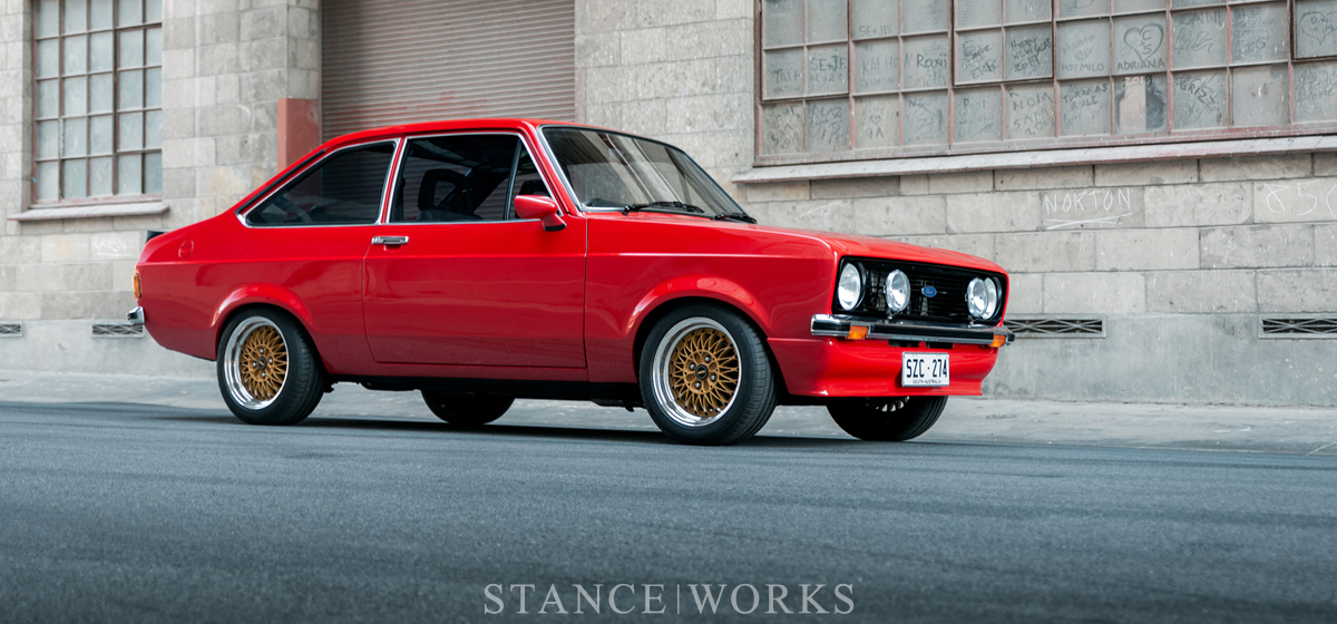 Grand Touring Robert Blizzard S 1978 Mkii Ford Escort Gl Photography By Josh Castle
