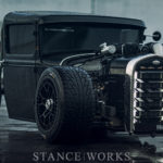A Return to Roots - Mike Burroughs's Coyote-Powered Supercharged 1931 Ford Model A Pickup