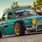 La Brute - Justin Cashmore's VR6-Powered 1960 Renault Dauphine