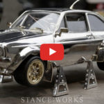 From The Reels - Russell Lord's Jewel-Encrusted MKII Ford Escort