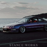 Locksley - Natally Puc's 1994 Integra GSI - Photography by Sarah Bahrou