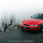Blessings & Curses - Sean Simpson's 1JZ-Powered 1998 Nissan S14 - Photographed by Joshua Castle