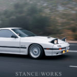 Cameron Smith's 1987 Mazda RX-7 Turbo - Photographed by Joshua Castle